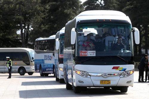 新能源客车服务全国两会