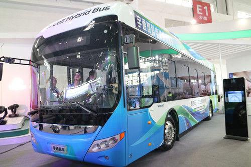 中国燃料电池汽车与世界同步 2020年千辆产品将投入运营