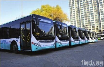 甘肃:兰州280辆新能源公交车即将投运