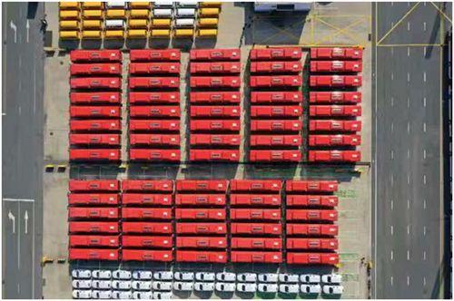 100台宇通纯电动客车将发往智利 创海外新能源客车订单记录