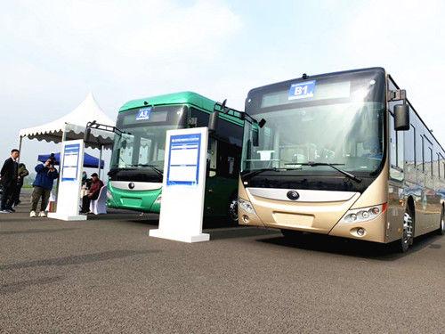 大满贯!宇通获2018全国新能源公交车性能评价赛8项大奖