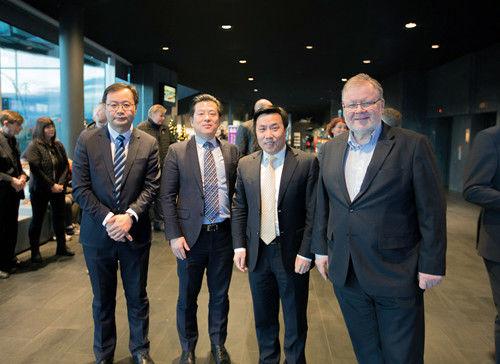 首批纯电动客车中国造,宇通开启冰岛绿色交通新时代