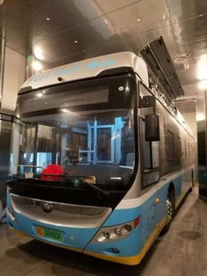 国家电动客车电控与安全工程技术研究中心燃料电池客车-30℃低温环境适应性研究报告